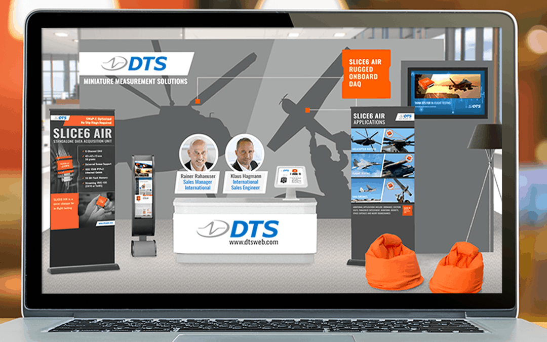 Join DTS Online at the ETTC Telemetry Conference