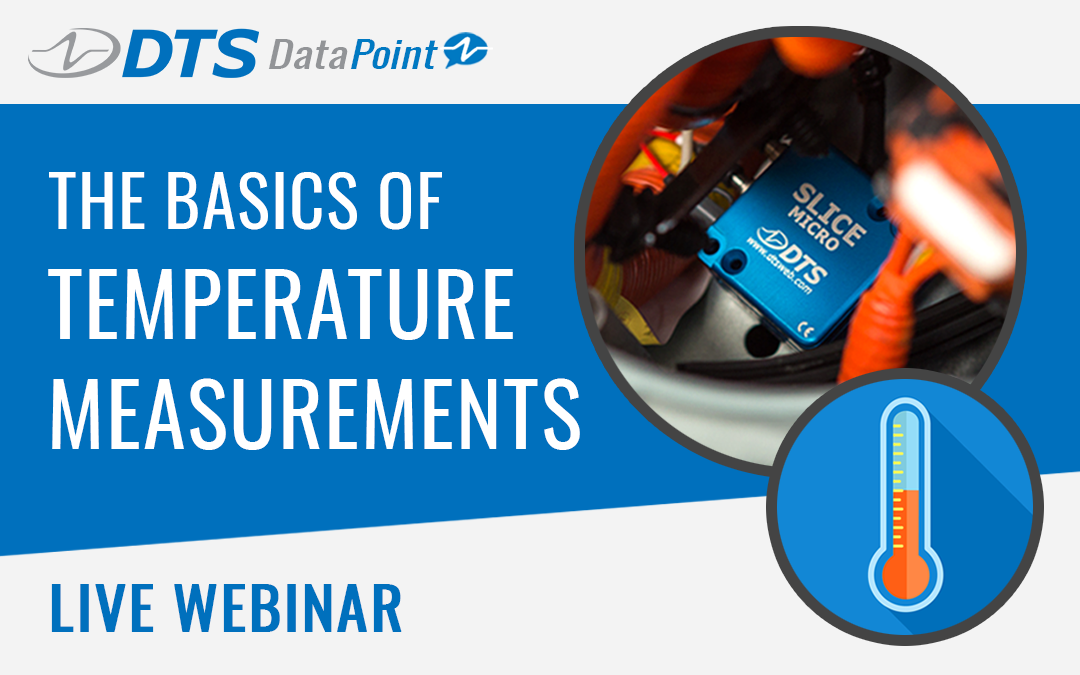 DTS Webinar – The Basics of Temperature Measurements