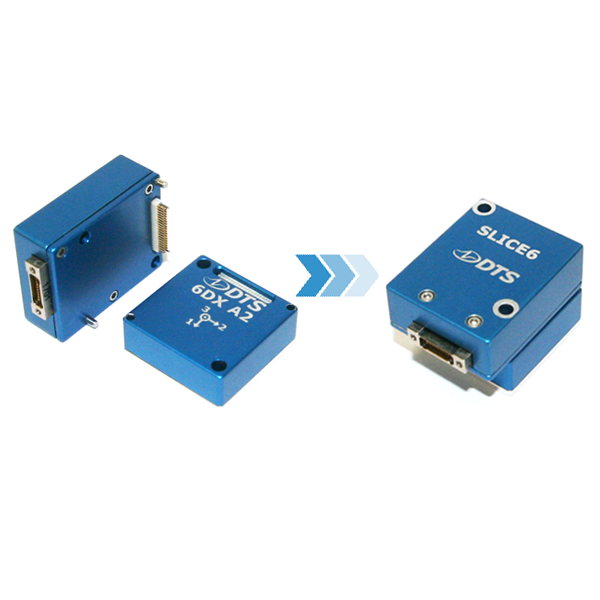 DTS 6DX A2 & SLICE6 Product Photo