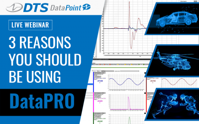 DTS Webinar – 3 Reasons You Should Be Using DataPRO
