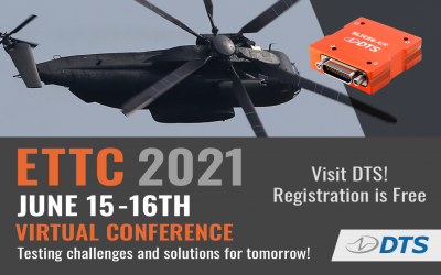 Join DTS at the ETTC Virtual Conference
