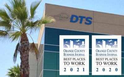 DTS Named Best Place to Work for 2nd Year