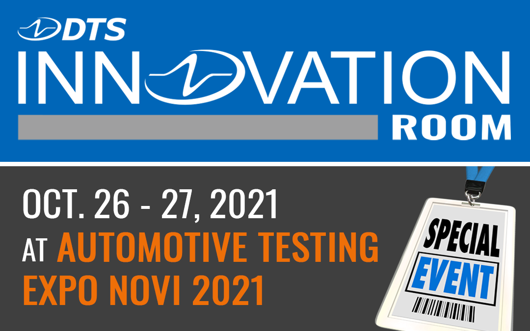 Exclusive Invite – DTS INNOVATION ROOM